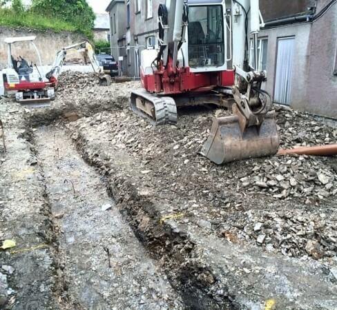 Groundwork contractors